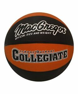MacGregor Collegiate Official Size & Weight BasketBall