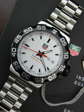 TAG Heuer Quartz (Battery) Adult Wristwatches
