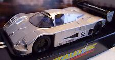 Scalextric C468 SAUBER MERCEDES AEG # 62-Argent-Rare voiture-Coffret NEUF