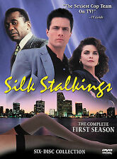 Silk Stalkings - The Complete First Season (DVD, 2004,6-Disc Set) FACTORY SEALED