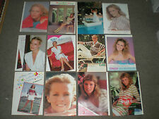 CHERYL LADD - GREAT JAPANESE MAGAZINE CLIPPING COLLECTION!
