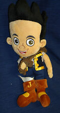 "Disney Store Jake and the Never Land Pirates JAKE 14"" plush Toy"