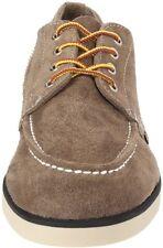 Sebago Fairhaven Leather Shoes (7.5) Flint