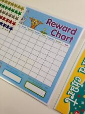 Reward Chart Stars Kids Stephens 3+ RS048053