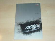 30930) Audi A3 Details Prospekt 09/2003