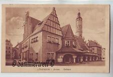 Löwenberg Schlesien Rathaus   1924 Lwówek Śląski Polen Niederschlesien