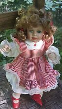 Haunted Doll Story w/ Porcelain Doll (Mia) 4yrs old