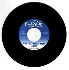 "LEONIE Am I Losing You / Mr Dream Maker  NEW MODERN SOUL 45 (REAL SIDE) 7"" vinyl"