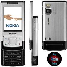 Nokia 6500s Slide Silver (without Simlock) 3G 4 Band 3,2MP Zeiss video call TOP OP