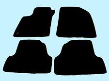 Passform-Velours-Fußmatten für Chevrolet Trax  Autoteppiche in schwarz