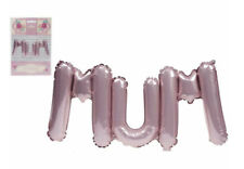 75 Cm Large MUM Letter Text Balloon Mothers Day Decoration Inflate Birthday Gift