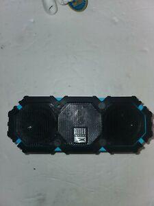 Brand New Altec Mini LifeJacket 3 Waterproof Bluetooth Speaker Black / Aqua Blue