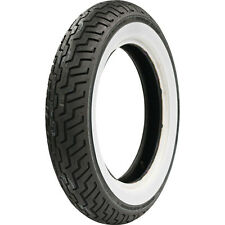 MT90B-16 Dunlop Harley-Davidson D402 Wide White Wall Front Tire