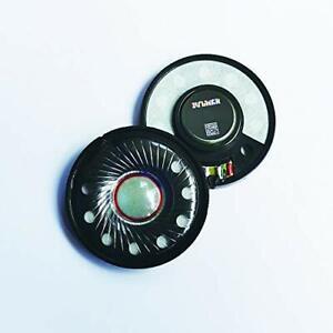ELFINEAR 50mm Headphone Speaker Drivers 1 Pair2Pcs
