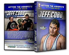 Hitting the Highspots with Jeff Cobb DVD-R, PWG Lucha Underground Olympics Shoot
