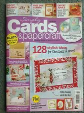 simply cards & papercraft magazine issue 142