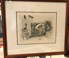 ARTISTA SARDO - ACQUAFORTE DI ENRICO PIRAS 1999 CVCAS4/19