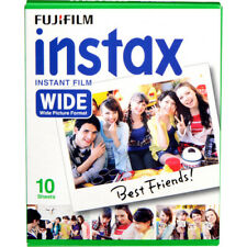 Fujifilm instax Wide Instant Film (Single Pack) (10 Total) EXP 2018-08