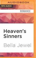MC Sinners: Heaven's Sinners by Bella Jewel (2016, MP3 CD, Unabridged)