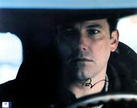 Ben Affleck Signed Autographed 11X14 Photo Close-Up in Car GV869986