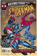 Adventures Of Spider-Man 3 Marvel 1996 NM Mr. Sinister X-Men Animated Series