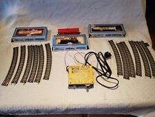 Pmi Power Model Complete Model Train 16 pc train set - 4 cars, track, controller