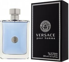 Versace pour Homme Cologne for Men 200 ml EDT Spray
