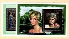 Togo Michel Blocks 414-415 Mint NH (Catalog Value 22 Euros) - Princess Diana