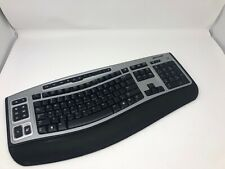 40decdbac39 Genuine Microsoft Wireless Laser Keyboard 6000 v 2.0 only. Receiver  unavailable