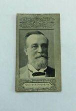 1901 Cigarette Card American Tobacco Company ATC Australian Parliament Sargood
