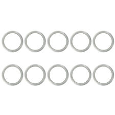 10pcs Set OEM 11126AA000 For 1985-2018 Subaru Oil Drain Plug Crush Washer Gasket