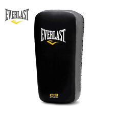 Everlast C3 Original Leather Muay Thai Shield Padding Gym Fitness Kickboxing New