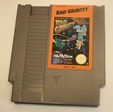 JEU Nintendo Nes  Rad gravity      FRA