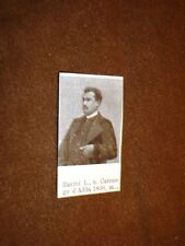 Garibaldino Uno dei Mille di Giuseppe Garibaldi Ravini L. di Cavenago