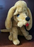 Vintage Rushton Company---stuffed animal-Blood Hound Dog Plush Toy