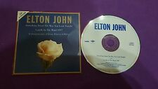 Elton John candle in the wind Diana princess cd usato card sleeve Press 1997
