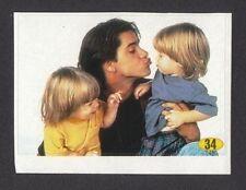 Full House John Stamos TV Series Scarce Spanish Sticker