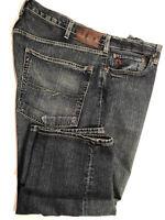 Polo Ralph Lauren Men's Denim Jeans Cortland 300 Size 40X 31 Vintage