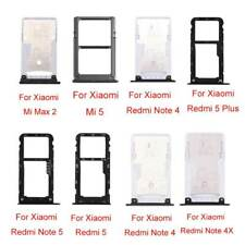 SIM Card Slot SD Tray Holder for Xiaomi Mi Max 2 Redmi Note 4 4X 5 Plus Mi 5