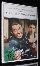 DVD SCHÜSSE IN NEU MEXIKO - AUDIE MURPHY + LEE MARVIN + STEPHEN McNALLY - NEW