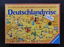 * Deutschlandreise * Ravensburger Spiel, 2-6 Spieler, 8-99 Jahre, vollständig