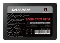"DATARAM 240GB 2.5"" SATA 6.0 Gbps  2.5"" SATAIII SSD SOLID STATE DRIVE"