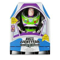 Disney Talking Buzz Lightyear Toy Story Deluxe Action Figure Toy Detector