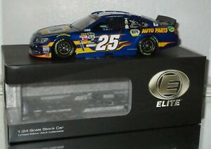2015 RCCA CHASE ELLIOTT #25 NAPA 1ST CUP START ROOKIE 1/24 car#49/200 AWESOME