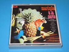 Roberto Delgado / Marimba à la carte - Polydor Musikband - Tonband