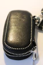 Pochette porte Clé ovale pour Nissan neuf,en cuir