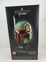 LEGO Star Wars 75277 Boba Fett Helmet Building Kit New IN HAND
