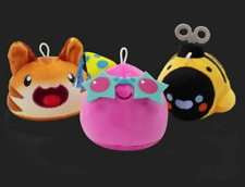 Slime Rancher Tabby Drone Pink Party Plush Figure Plushie [3] SET Official