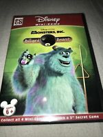 Disney Pixar Monsters, Inc.- Billiard Beast PC CD ROM GAMES