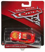 Disney Pixar Cars 3 Die-Cast Vehicle - Cars 3 Lightning McQueen
